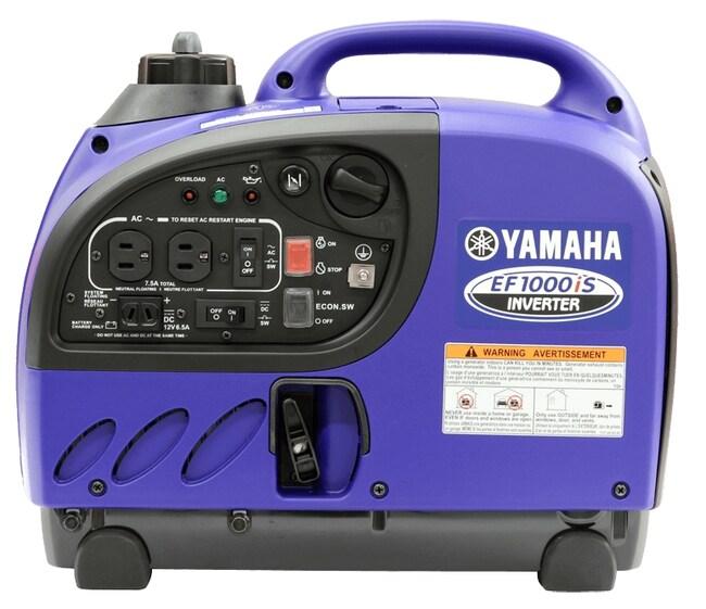 2018 YAMAHA EF1000iS  EF10iSX EF1000 INVERTER
