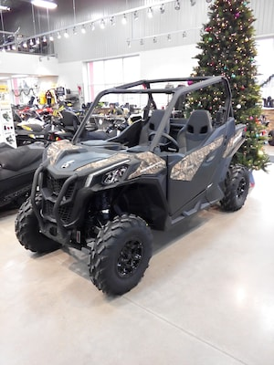 2018 CAN-AM Maverick Trail 1000 DPS