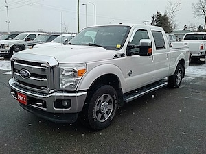 2011 Ford F-250 LARIAT*DIESEL*CREW*SHORTBOX*4X4