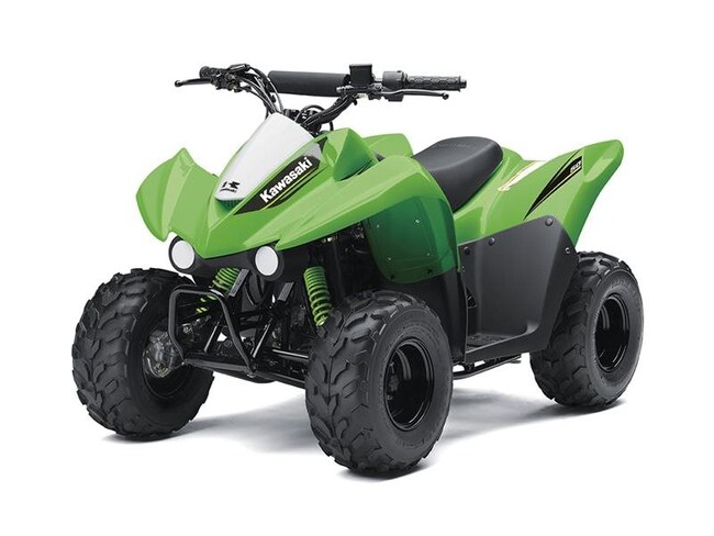 2017 KAWASAKI KFX50 - Price includes Freight, PDI, and other fees!