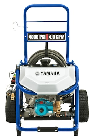 2018 YAMAHA PW4040A  PW4040 4000PSI PRESSURE WASHER 4000PSI 4.0GPM