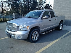2008 Dodge Ram 1500 Laramie QUAD 4X4 loaded Quad Cab