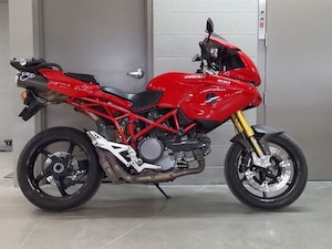 2009 DUCATI Multistrada 1100 MTS 1100S  S MODEL