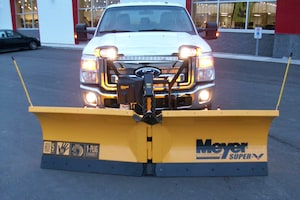 2017 Ford F-350 SNOWPLOW MEYER  OR SNOWAY plow only