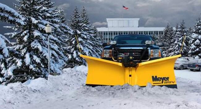 2017 Chevrolet Silverado 2500HD MEYER V PLOW SYSTEM ONLY Crew Cab