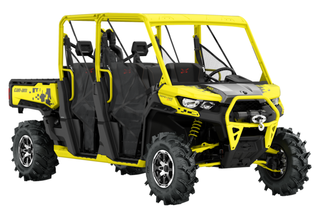 2019 CAN-AM Defender Max X mr HD10