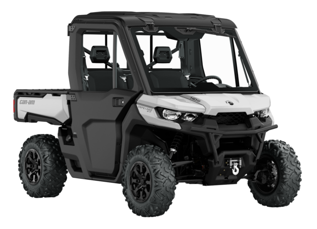 2019 CAN-AM Defender XT Cab HD8