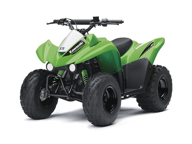 2018 KAWASAKI KFX90 - Price includes Freight, PDI, and other fees!