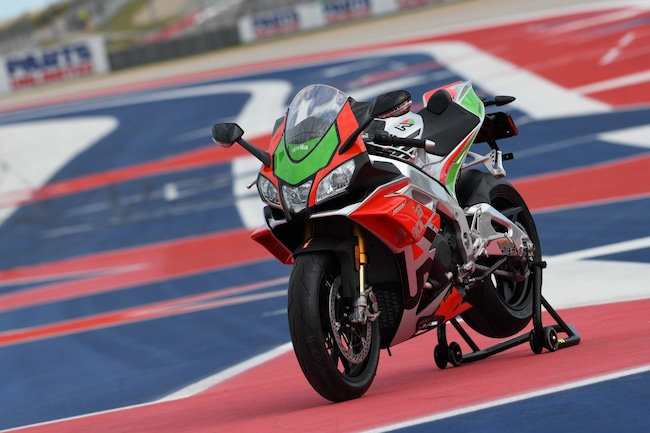 2018 APRILIA RSV4  Factory Limited Edition