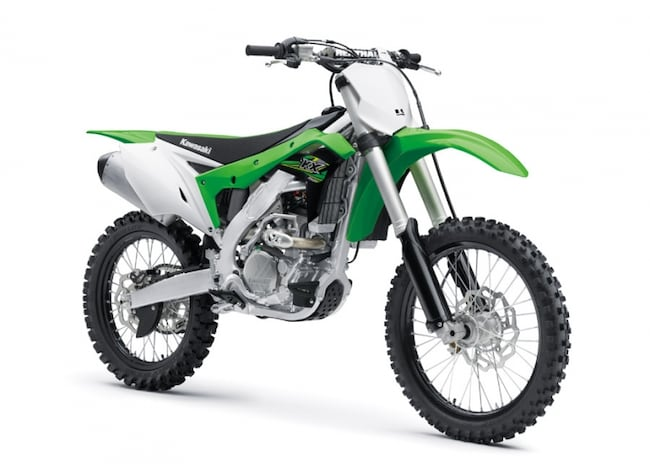 2017 KAWASAKI KX250F Price includes Freight, PDI, and other Fees!