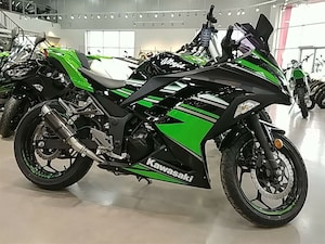 2016 KAWASAKI Ninja 300 - KRT Racing Edition