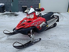 2008 POLARIS Dragon FST turbo DRAGON FST TURBO 4STROKE