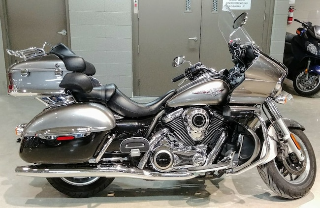 Used 2014 Kawasaki Vulcan 1700 Voyager Abs For Sale At Two Wheel