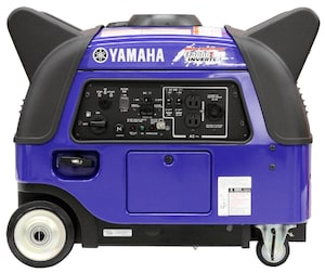 2018 YAMAHA EF3000iSEB  EF3000i  EF30iSEBX 3000WATT INVERTER WITH BOOST