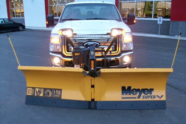 2018 Ford F-250 MEYER or SNOWAY PLOW KIT  SNOWPLOW ONLY Truck