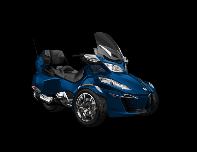 2019 CAN-AM Spyder  RT  Limited  SE6 Chrome