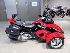 2009 CAN-AM Spyder GS SM5 Manual Shift