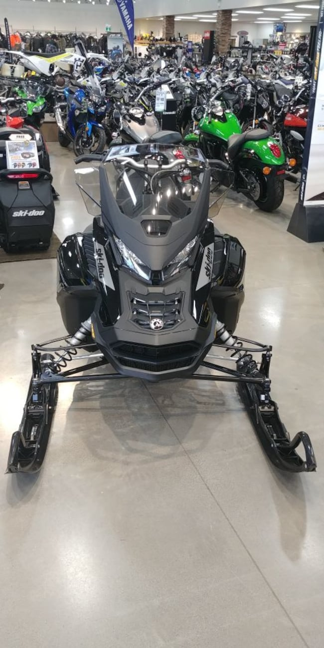 New 2019 SKI-DOO Renegade Adrenaline 900 ACE Turbo For Sale at TWO