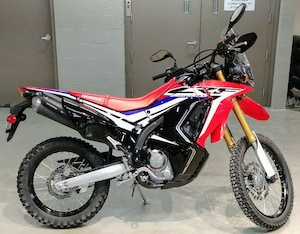 2017 HONDA CRF250 Rally
