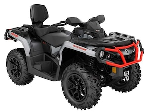 2018 CAN-AM Outlander Max 650 XT