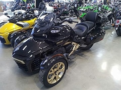 2018 CAN-AM Spyder F3 SE6 Limited Special Series