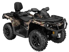 2018 CAN-AM Outlander Max 650 XT -