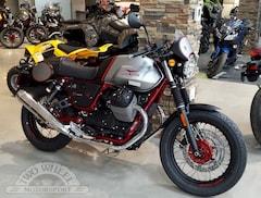 2016 MOTO GUZZI V7 II Racer Racer America