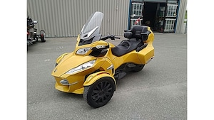2013 CAN-AM Spyder RT-S SE5 rts se5 semi automatic transmission