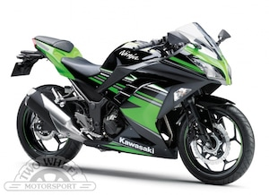 2016 KAWASAKI Ninja 300 ABS KRT Racing Edition