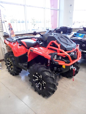 2018 CAN-AM Outlander 850 X mr