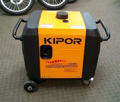 2018 KIPOR IG3000 INVERTER 3000WATT Digital Inverter Generator