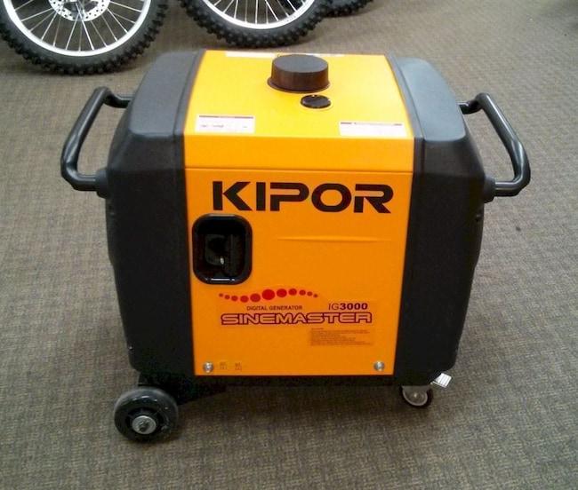 2017 KIPOR IG3000 INVERTER 3000WATT Digital Inverter Generator