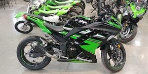 2016 KAWASAKI Ninja 300 - KRT Racing Edition