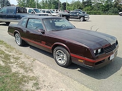 1987 Chevrolet Monte Carlo SS Coupe