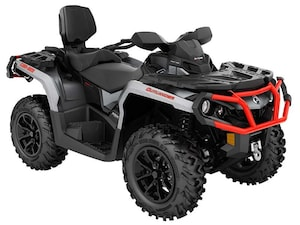 2018 CAN-AM Outlander Max 1000 XT -