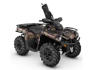 2018 CAN-AM Outlander 450 Mossy Oak Hunting Edition
