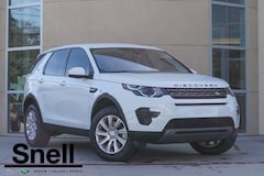 Used Land Rover 2018 Land Rover Discovery Sport SE SUV in Dallas, TX