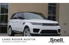 New Land Rover for sale 2019 Land Rover Range Rover Sport HSE SUV SALWR2RV3KA820539 in Austin TX