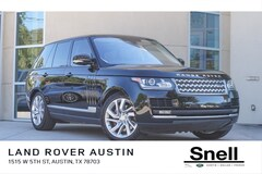 Used Vehicles for sale 2016 Land Rover Range Rover 3.0L V6 Supercharged HSE SUV SALGS2VF8GA257776 in Austin, TX
