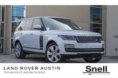 New Land Rover for sale 2019 Land Rover Range Rover 3.0L V6 Supercharged HSE SUV SALGS2SV5KA528507 in Austin TX