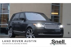Used Vehicles for sale 2016 Land Rover Range Rover 5.0L V8 Supercharged SUV SALGS2EF5GA244547 in Austin, TX