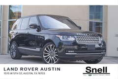 Used Vehicles for sale 2017 Land Rover Range Rover 5.0L V8 Supercharged Autobiography SUV SALGV2FE6HA321974 in Austin, TX
