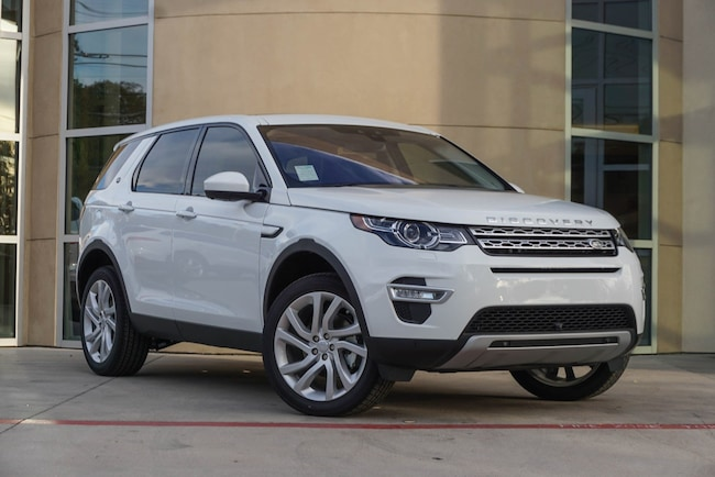 New 2019 Land Rover Discovery Sport HSE Luxury SUV Frisco, TX