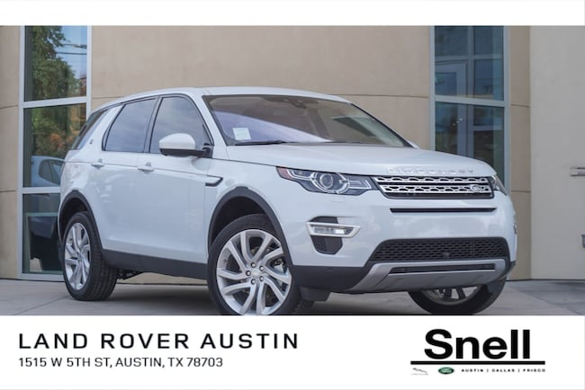 2019 Land Rover Discovery Sport HSE Luxury SUV
