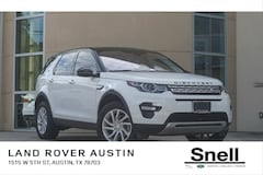 Used Vehicles for sale 2018 Land Rover Discovery Sport HSE SUV SALCR2RX8JH731818 in Austin, TX