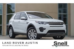 New Land Rover for sale 2018 Land Rover Discovery Sport SE SUV SALCP2RX9JH769449 in Austin TX