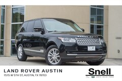 Used Vehicles for sale 2015 Land Rover Range Rover 3.0L V6 Supercharged SUV SALGR2VF2FA211189 in Austin, TX