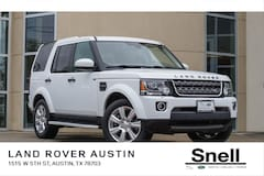 Used Vehicles for sale 2015 Land Rover LR4 Base SUV SALAG2V6XFA741776 in Austin, TX