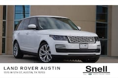Used Vehicles for sale 2018 Land Rover Range Rover 5.0L V8 Supercharged SUV SALGS2RE0JA382442 in Austin, TX