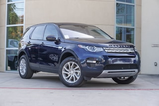 New 2019 Land Rover Discovery Sport HSE SUV For Sale Austin TX